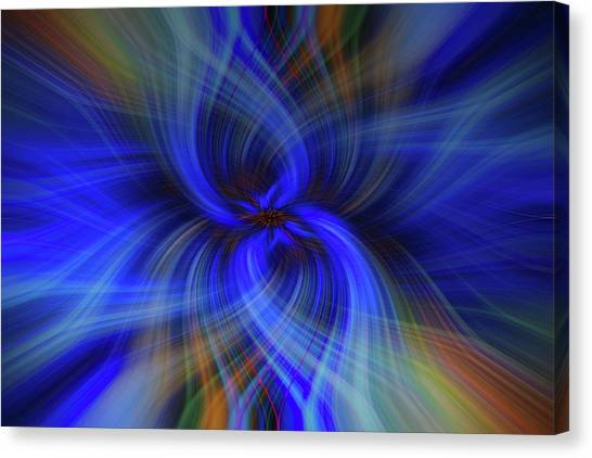 Light Abstract 7 Canvas Print
