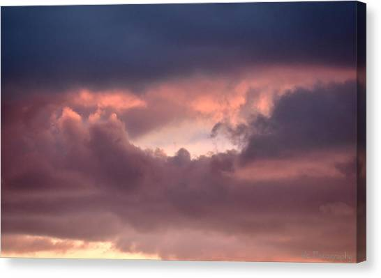 Light After Storm Canvas Print