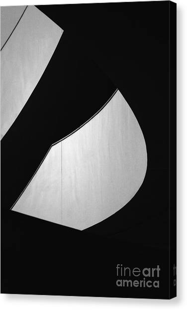 Light And Dark Canvas Print by Hideaki Sakurai