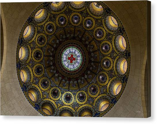 Immaculate Canvas Print - Light From Above by Everet Regal