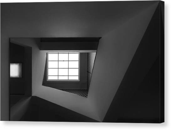 Museums Canvas Print - Light From Above by Gerard Jonkman