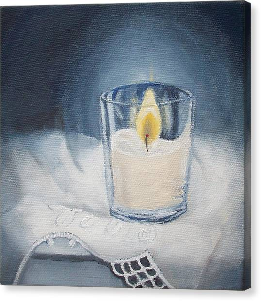 Light Of My Life Canvas Print