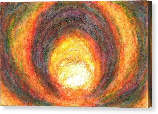 Light Picture 219 Canvas Print