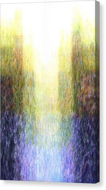 Light Picture 221 Canvas Print
