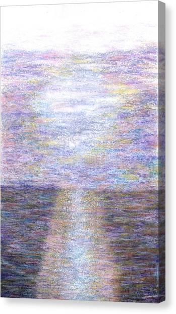 Light Picture 224 Canvas Print