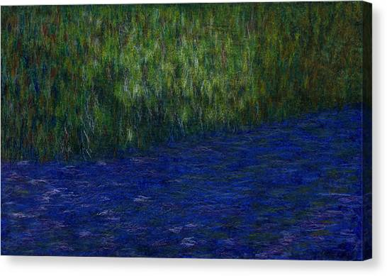 Light Picture 227 Canvas Print