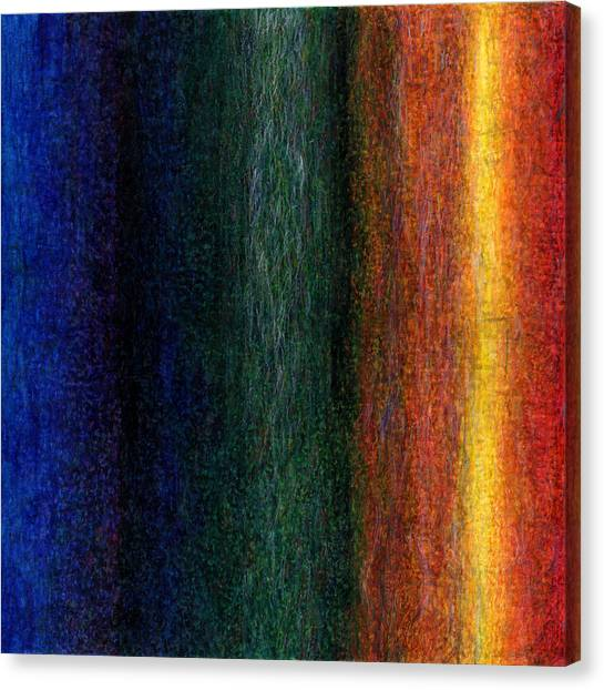 Light Picture 238 Canvas Print