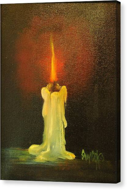 Light The Way Canvas Print by Sally Seago