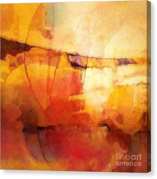 Dimensional Canvas Print - Lightbreak by Lutz Baar