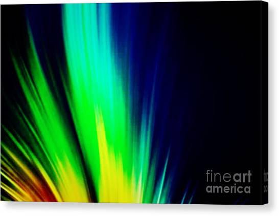 Lightburst Canvas Print
