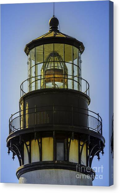 Lighthouse Light Canvas Print