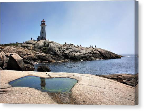 Lighthouse Lighthouse Canvas Print