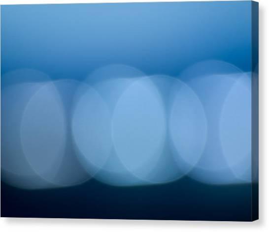 Lights Canvas Print by Felix M Cobos