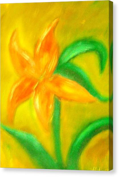 Lilly Canvas Print by BJ Abrams