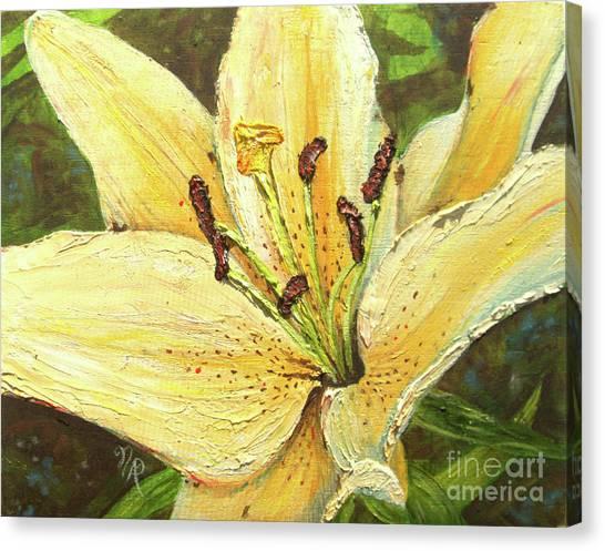 Lily Dream Canvas Print