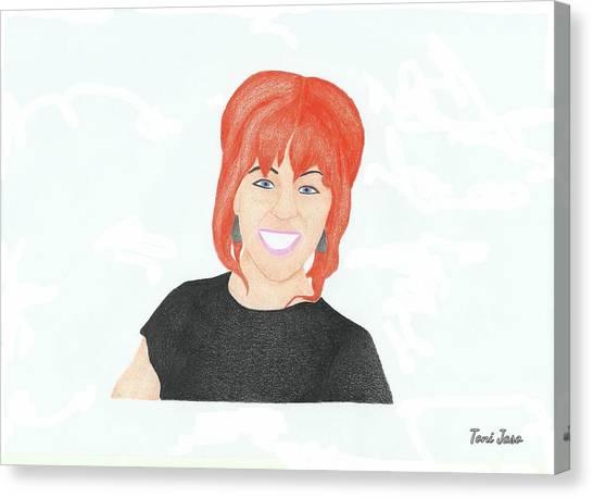 Lindsey Stirling Canvas Print