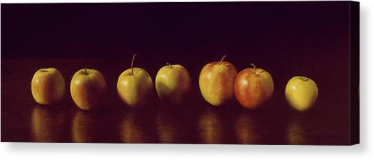 Lineage Canvas Print by Barbara Groff