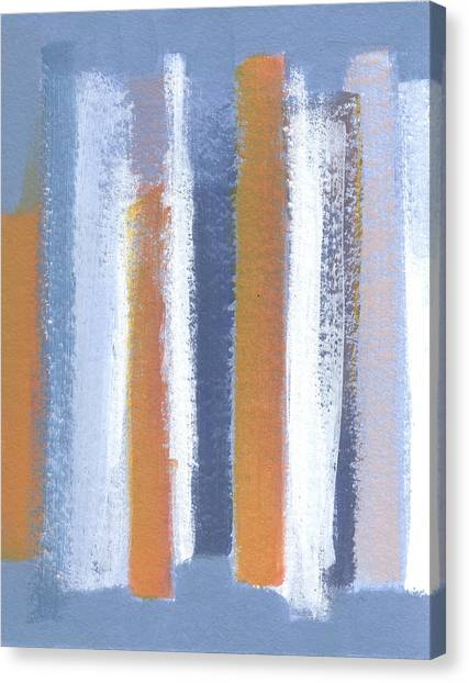 Lined 2 Canvas Print by Alice Kirkpatrick
