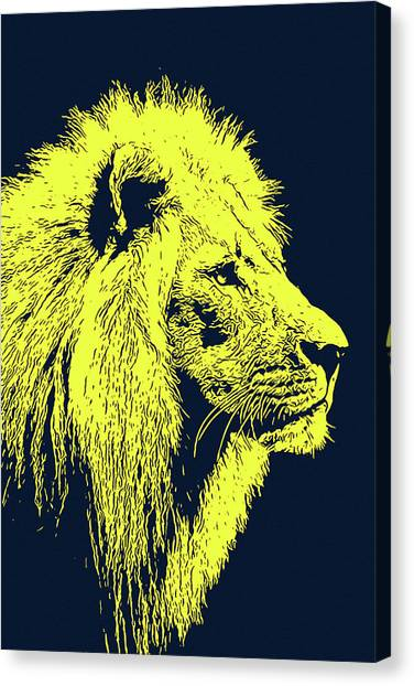 Lion Crown Canvas Prints (Page #14 of 14) | Fine Art America
