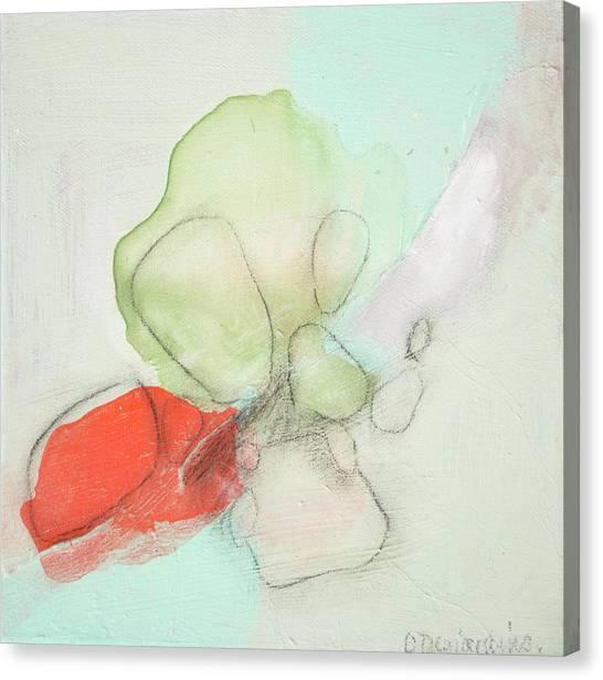 Canvas Print - Little Secret 03 by Claire Desjardins