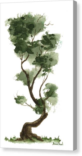 Little Tree 132 Canvas Print
