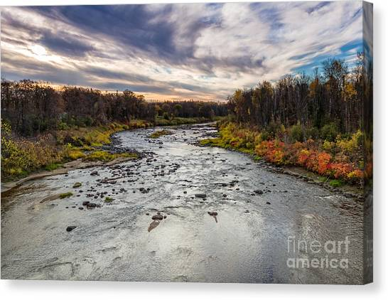 Littlefork River Canvas Print
