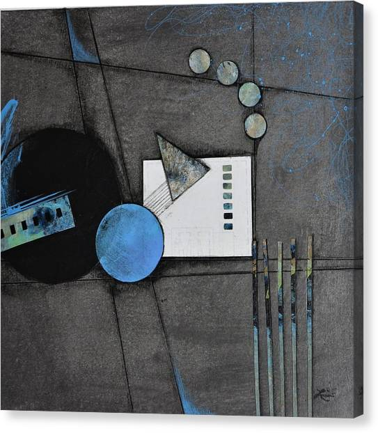 Canvas Print - Living The Width Of Life by Laura Lein-Svencner