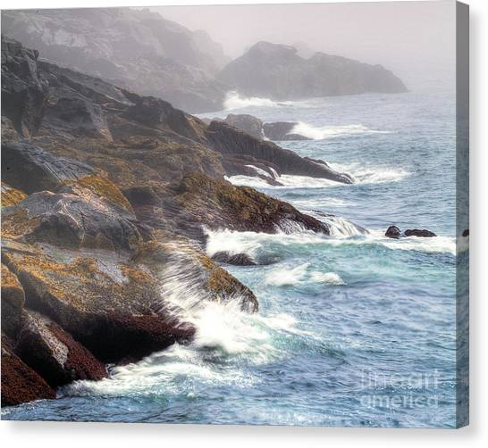 Lobster Cove Canvas Print