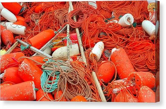 Lobster Season Canvas Print
