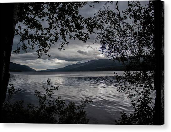 Canvas Print - Loch Rannoch by Jo Jackson