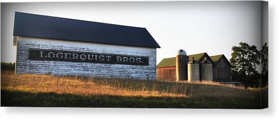 Logerquist Bros. Canvas Print