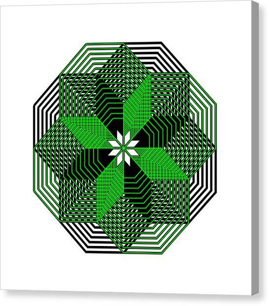 Logo_06a Canvas Print