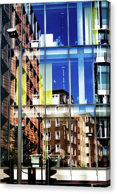 London Southwark Architecture 2 Canvas Print