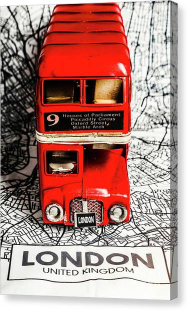 Parliament Canvas Print - London Tours by Jorgo Photography - Wall Art Gallery