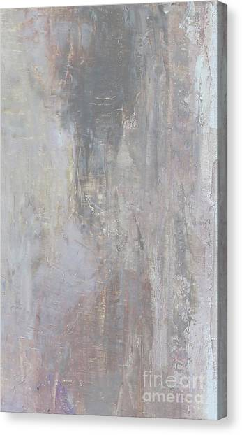 Canvas Print - Long Abstract 2018d by Becky Kim