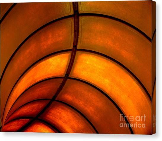 Looking Up Canvas Print by Elizabeth McPhee