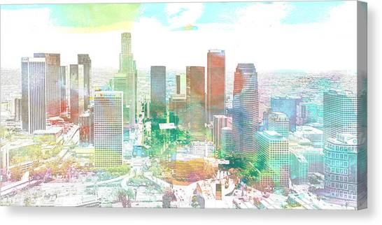 Los Angeles, California, United States Canvas Print