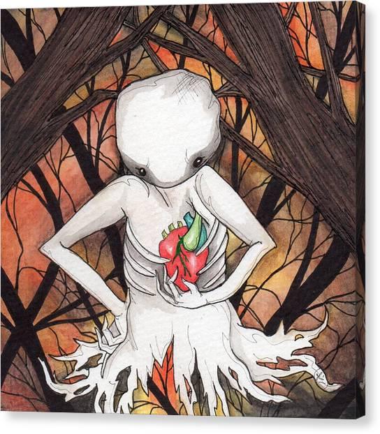 Lost Soul Canvas Print