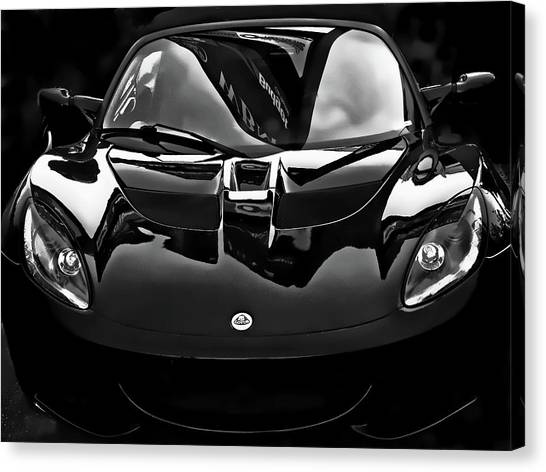 Lotus Exige Sport Canvas Print