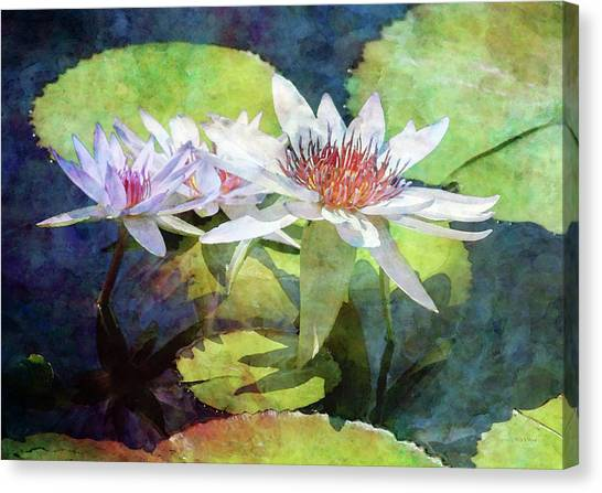 Lotus Trio 2923 Idp_2 Canvas Print