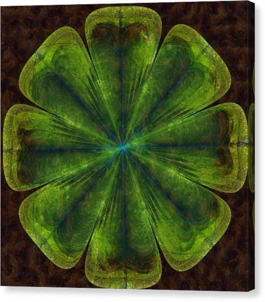 Cal Poly Canvas Print - Lovably Threadbare Flower  Id 16164-005322-17090 by S Lurk