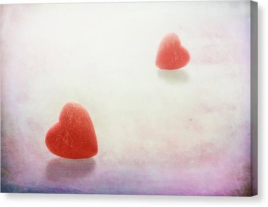 Soul Canvas Print - Love At First Sight by Tom Mc Nemar