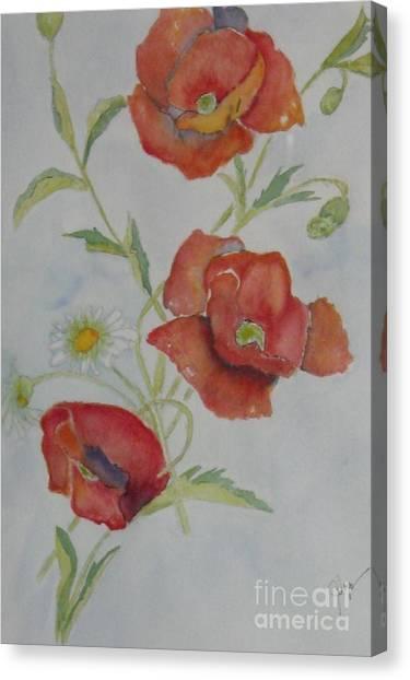Love Canvas Print by Djl Leclerc
