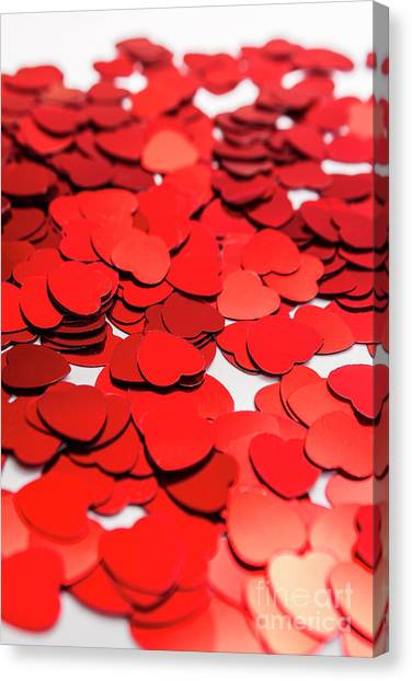 Heart Shape Canvas Print - Love In Perspective by Jorgo Photography - Wall Art Gallery