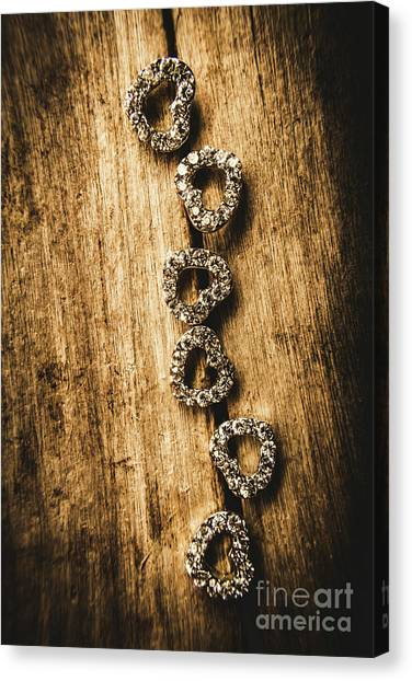 Present Canvas Print - Love Of Rustic Jewellery by Jorgo Photography - Wall Art Gallery