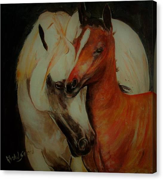 Love You Sooo Much Canvas Print