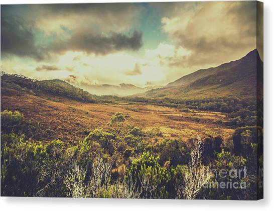 Old World Canvas Print - Low Dynamic Range by Jorgo Photography - Wall Art Gallery