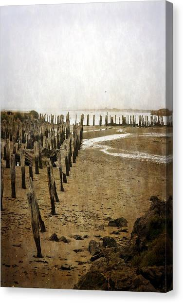 Low Tide Oregon Coast 2.0 Canvas Print