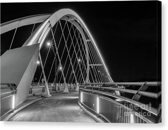 Lowry Avenue Bridge Canvas Print