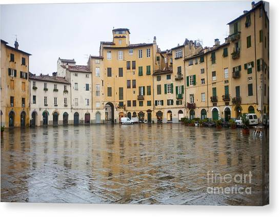 Lucca Canvas Print by Andre Goncalves